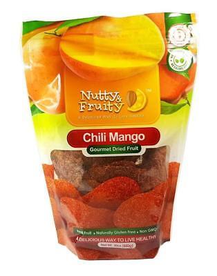 Nutty & Fruity Chili Mango Gourmet Dried Fruit 30 -