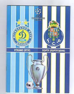 Orig-PRG-Champions-League-08-09-DINAMO-KIEW-FC-PORTO-RARE