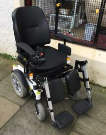 Electric Wheelchair Scooter
