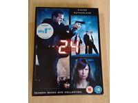 24 Season 7 DVD Boxset