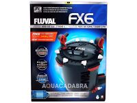 Fluval FX6 Aquarium Filter Canister Filter NEW £200