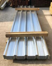 🏡 GALVANISED BOX PROFILE ROOF SHEETS ~ NEW