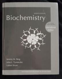 Biochemistry: International edition hardcover - 20 April 2011 by Jeremy M. Berg