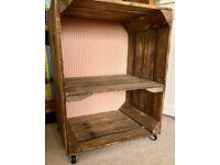Versatile repurposed furniture