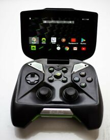 Nvidia Shield Portable Console Android Touchscreen Gaming System Handheld Boxed