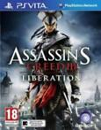 Ps vita assassins greed  liberation game