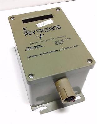 Psytronics Transient Voltage Surge Suppressor 480v - P4803d