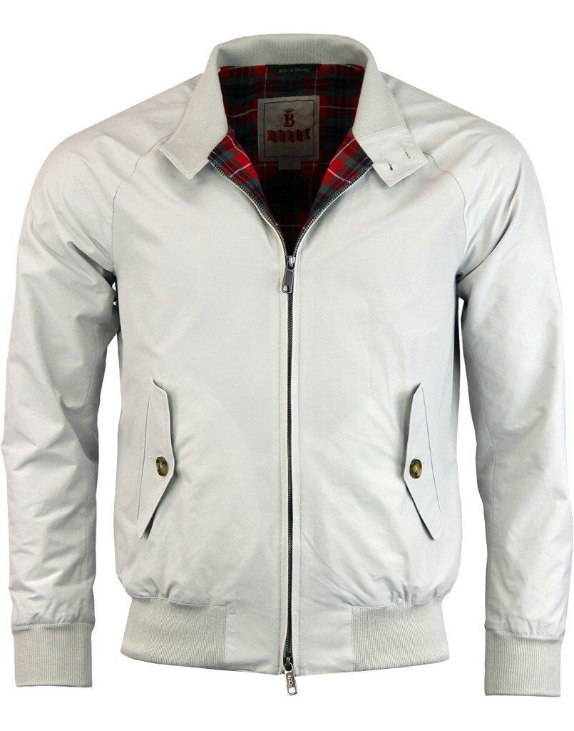 The Baracuta Original 44As Jacket In Size Mist Gumtree G9 NewChristmas Mens Harrington GiftVerwoodDorset CxdBore