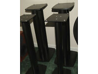 Dynaudio Stand4 stands - Black