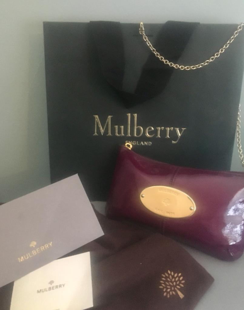 ee000f7e63c MULBERRY  Charlie  Bag. Condition 9 10   in Halifax, West Yorkshire ...