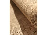 ***Hessian (jute) lengths for table runners, decorations, craft, rustic, shabby chic***