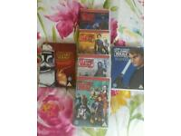 Star Wars Clone Wars DVD sets