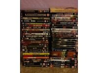 Large Bundle of Dvd's