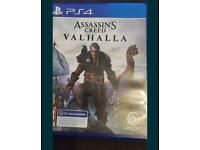 Game Assassin's creed valhalla on ps4