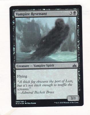 Magic: MTG: Rivals of Ixalan: Foil: Vampire Revenant
