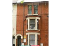 1 Bed first floor flat, Gregory Boulevard, Nottingham, NG7 5JE