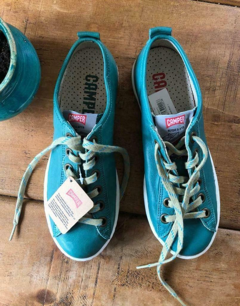 Camper sneakers NEW Size4 with Tags RRP £95   in Kingston, London   Gumtree