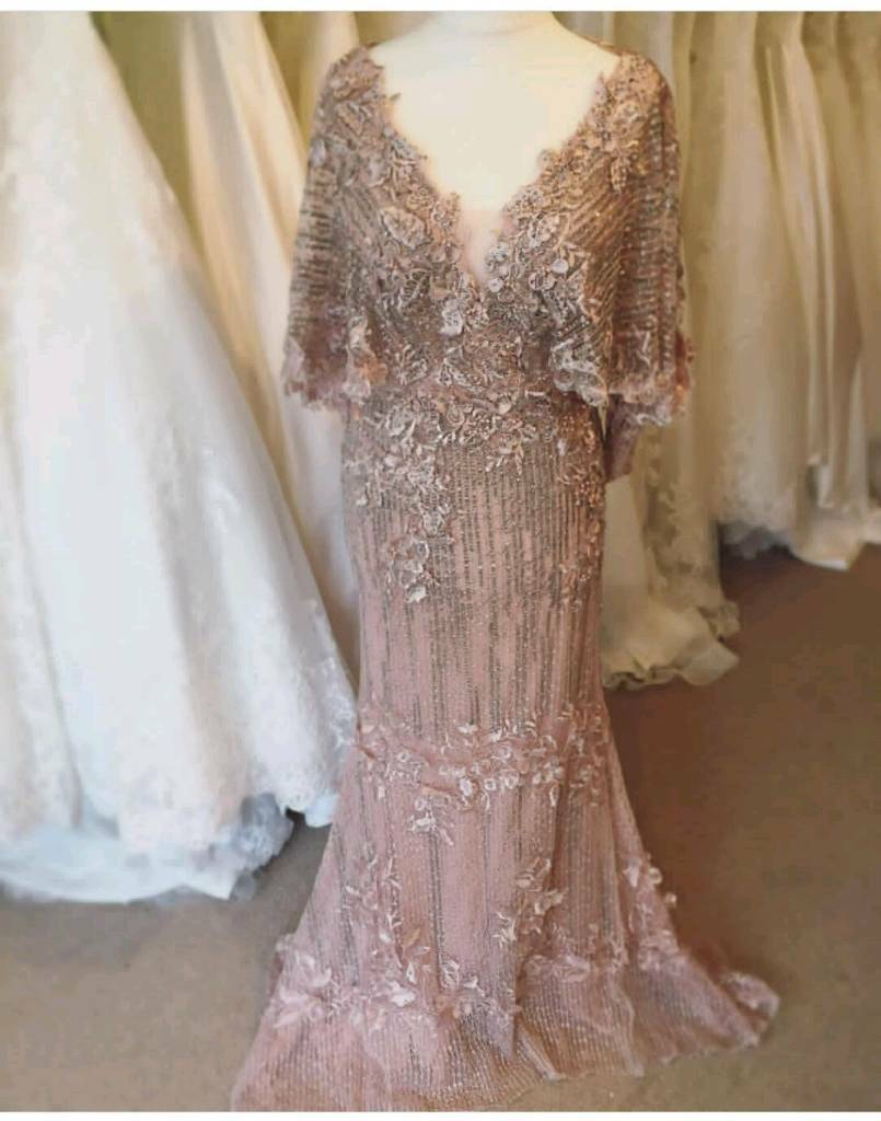 Gatsby style wedding or ball gown