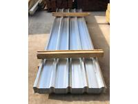 🏡 GALVANISED BOX PROFILE ROOF SHEETS > NEW >