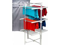 Homefront 3 tier heated airer with drying cover