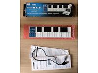 KORG Nanokey Slimline USB Keyboard - Rare Retro Electronic Musical Instrument