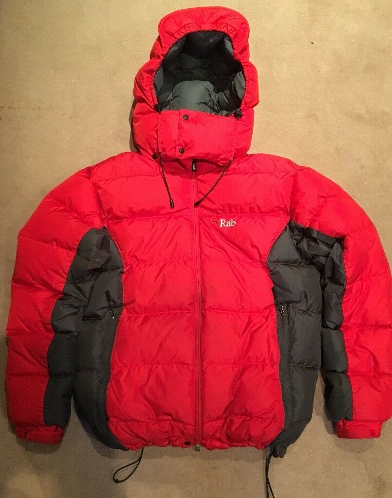 Rab Ascent Down Jacket - Medium - Excellent Condition