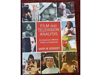 Film And Television Analysis – Harry M. Benshoff |Routledge Book
