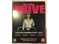 Drive HMV Exclusive Blu Ray Steelbook