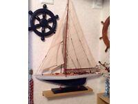 Sailing boat LESS THAN HALF PRICE