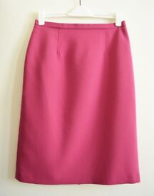 Eastex Pink Skirt (part of two-piece suit) Size 12