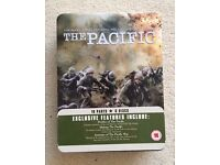 The Pacific DVD set