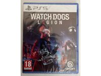 Watch Dogs Legion PS5 - new/sealed