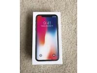 iPhone X 64GB Space grey Unlocked SIM Free