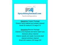 Speyshine Valeting & Detailing