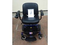 ROMA MEDICAL RENO II MOBILITY POWERCHAIR - USED ONLY ONCE