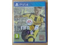 FIFA 17 PS4 - brand new and sealed