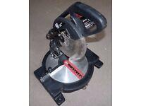 PBX B12MS used chop / mitre saw, 1200 watt 210 X 2.6 X 30mm