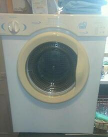 Wight knight tumble dryer 3kg