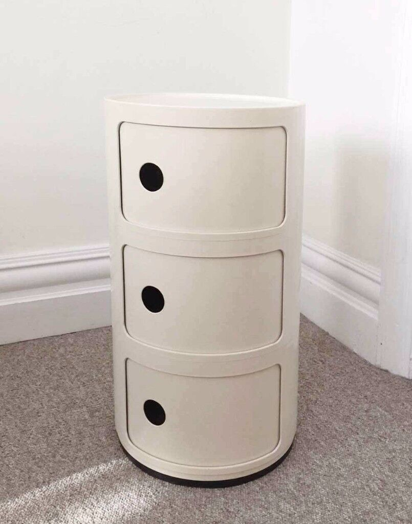 Awesome Kartell Componibili Circular Storage Unit