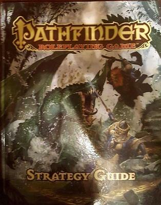 Pathfinder Roleplaying Game: Strategy Guide (HardCover) by Paizo PZO 1128
