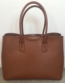 Ralph Lauren Tate City Tote - Tan