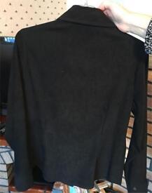 Milo Paoli black shirt