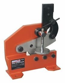 Sealey 3S/4R Metal Cutting Shears 4mm Capacity 10mm Round