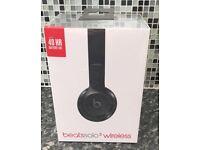 Dr. Dre Beats Headphones - Beatssolo3 wireless in gloss black