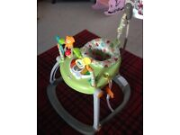 Fisher Price Forest Friends Jumperoo MINT