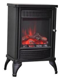 Blyss Orebro Black Freestanding Electric Stove... very good condition