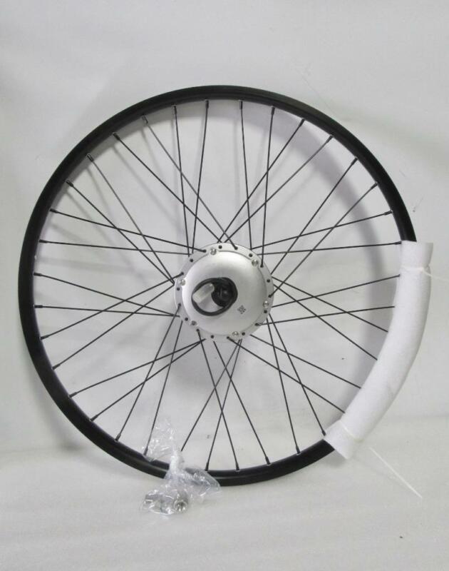 "New Bafang FM G320.250.R 26"" 250W DC36V Front Wheel Electric Motor Rim JUMP Bike"