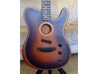 Fender Acoustasonic Guitar