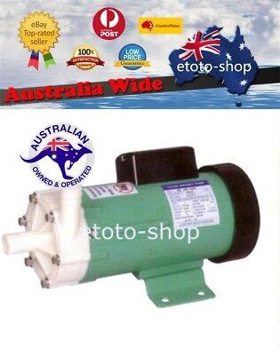 Magnetic Drive Circulation Aquarium Pump (MD-30 Magnetic Magnet Drive Pump Aquarium Aquaculture Circulation Water)