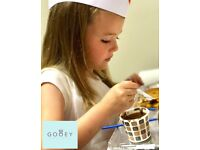 Half Term Chocolate Making Sessions